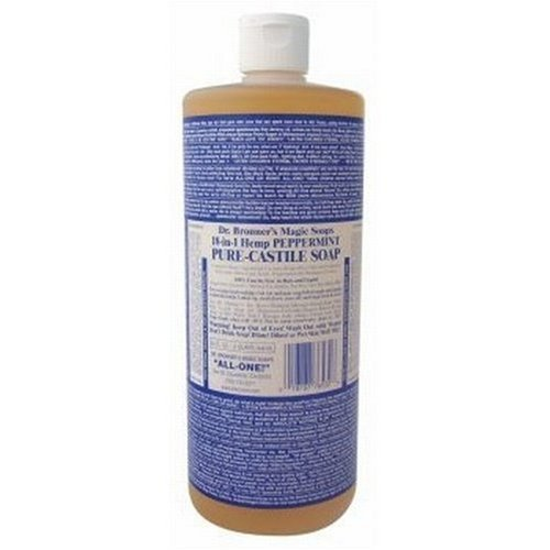Dr__Bronners_Magic_Soaps_Pure_Castile_Soap_18_in_1_Hemp_Peppermint_32_Ounce_Bottle
