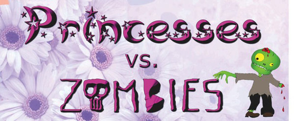 Princesses vs. Zombies